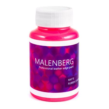 Флуоресцентная краска для уреза кожи розовая