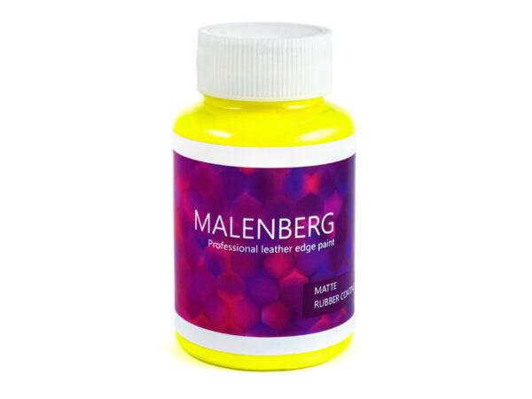 Флуоресцентная краска для уреза кожи желтая